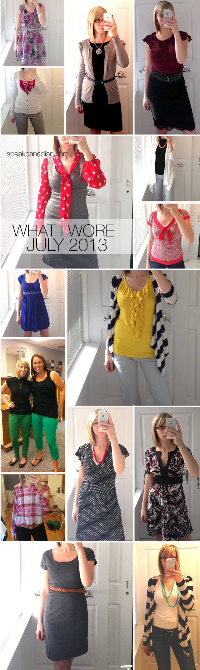 WhatIWore_July